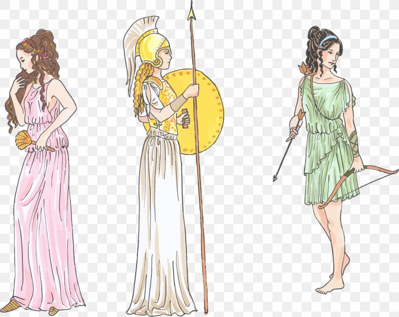 Artemis Persephone Greek Mythology Goddess Diana Png