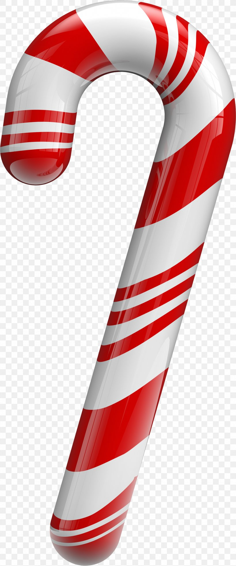 Christmas Candy Cane.Candy Cane Lollipop Christmas Clip Art Png 1464x3503px