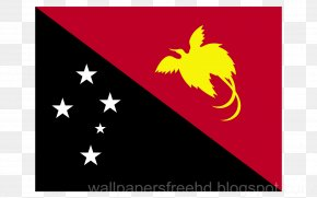 Papua New Guinea - Flag Of Papua New Guinea Flags Of The World Flag Of Guinea PNG