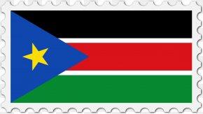 BORDER FLAG - Flag Of South Sudan Flag Of Sudan National Flag PNG