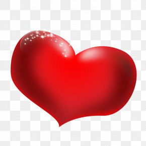 Red Heart - Heart Red Euclidean Vector PNG