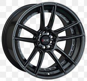 Wheel Rim - Car Alloy Wheel Tire Rim PNG
