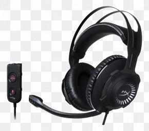Surround - Kingston HyperX Cloud Revolver Headphones 7.1 Surround Sound Xbox One PNG