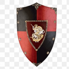 Medieval Shield - Middle Ages Crusades Shield Sword Plate Armour PNG