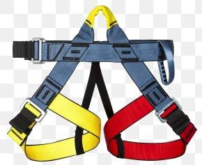 Climbing Equipment - Climbing Harnesses Rock Climbing Petzl Harnais PNG