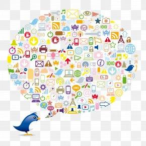 Social Media - Social Media Social Networking Service Communication Marketing PNG