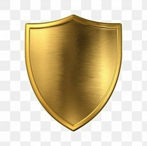 Golden Royal - Shield Royalty-free Clip Art PNG