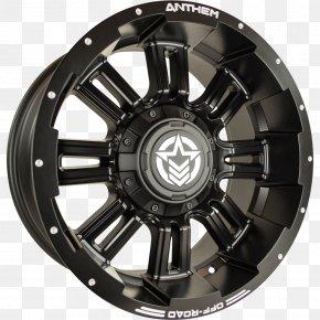 Car - Car Rim Wheel Tire Side By Side PNG