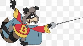 Raccoon - Raccoon Cartoon Animated Series PNG