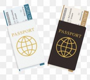 Cartoon Passport - Travel Download PNG