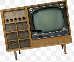 Television Set Oscilloscope - Tv Cartoon PNG