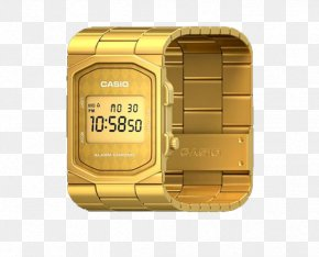Gold Watches Jar - Icon Design Application Software Dribbble Icon PNG