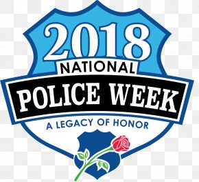 Police - National Law Enforcement Officers Memorial Peace Officers Memorial Day Police Officer PNG