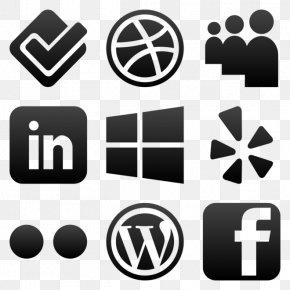 Social Media Button - Social Media Social Network Mass Media Clip Art PNG