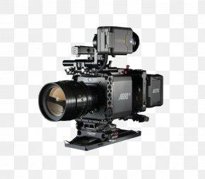 Camera Lens - Video Cameras Camera Lens Arri Alexa PNG