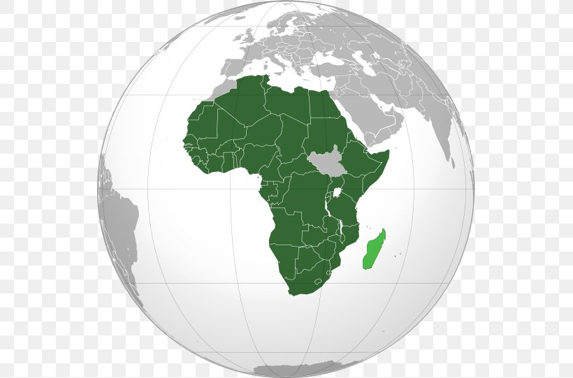 Map Of The World Africa.World Sudan Map Globe Europe Png 541x541px World Africa