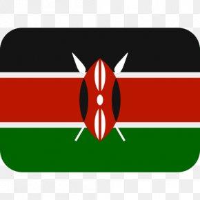 Flag - Flag Of Kenya National Flag Flag Day PNG