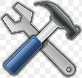 Spanner Transparent - Hand Tool Clip Art PNG