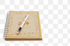 Learning Stationery Pens And Paper - Paper Stationery Notebook Office Supplies Pen PNG