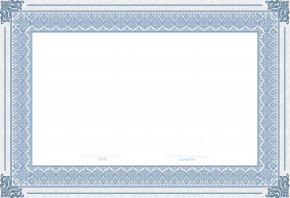 Empty Certificate Template Clip Art Image - Picture Frame Text Structure Area Pattern PNG