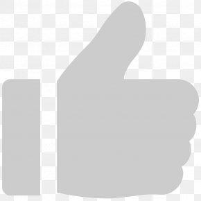 Angle - Thumb Angle White Font PNG