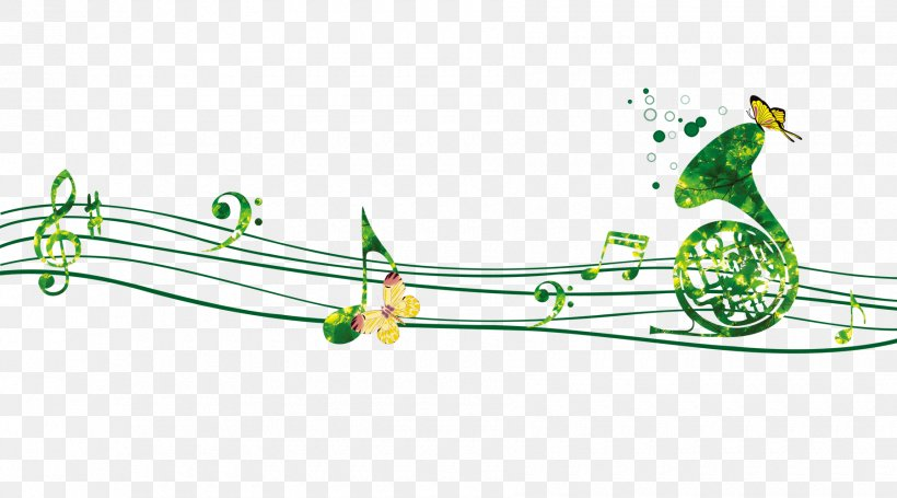 Musical Note Staff, PNG, 1800x1000px, Watercolor, Cartoon, Flower, Frame, Heart Download Free