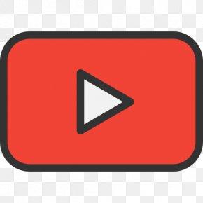 Social Media - Social Media YouTube Logo PNG