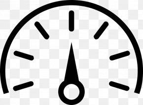 Semicircular Vector - Barometer Symbol Meteorology Icon Design PNG