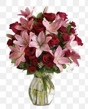 Flower Bouquet - Flower Delivery Floristry Flower Bouquet Teleflora PNG