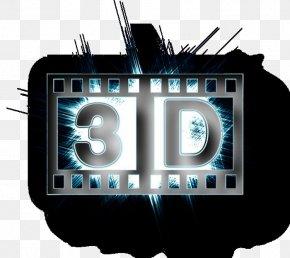 3D Free Download - 3D Computer Graphics 3D Film PNG