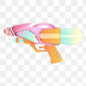 Gun Water Gun - Gun Cartoon PNG
