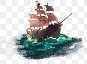 Pirate Ship - Sea Of Thieves Deep Rock Galactic Xbox One Electronic Entertainment Expo 2016 Video Game PNG