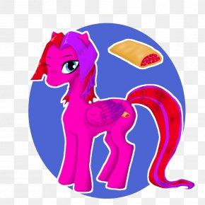 Strudel - Illustration Clip Art Pink M Animal Legendary Creature PNG