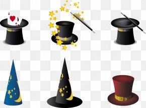 Magic Hat - Magic Hat-trick Stock Photography PNG