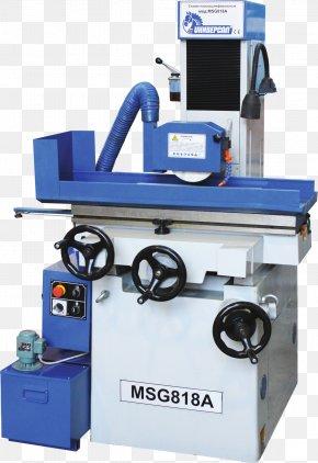 Cylindrical Grinder Tool And Cutter Grinder Machine Tool Moulder Wood Shaper PNG