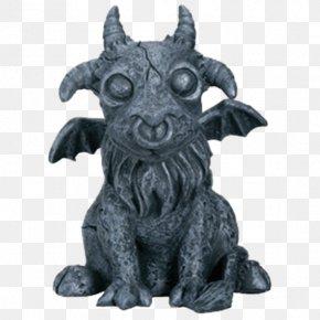 Goat - Goat Gargoyle Figurine Statue Sculpture PNG