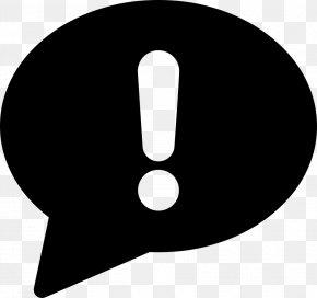 Exclamation Mark - Speech Balloon Comics Word Emoji PNG