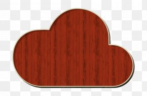 Wood Stain Rectangle - Cloud Icon Data Icon Database Icon PNG