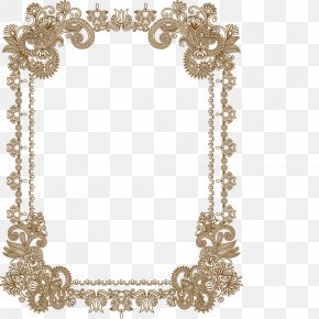 European-style Wedding Photo Frame - Picture Frame Ornament Retro Style Pattern PNG