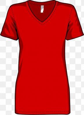 Cut Clipart - T-shirt Clip Art Women Clip Art PNG