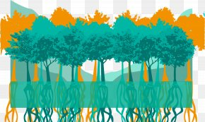 Forest Adventure Vector - Vector Adventure Euclidean Vector Graphic Design PNG