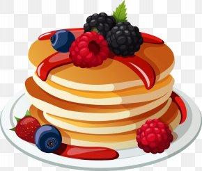 Breakfast Food Fruit Bread - Breakfast Pancake Waffle Brunch Buffet PNG