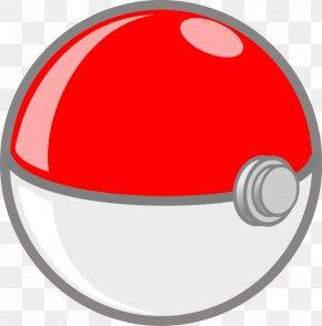 Pokeball - Clip Art PNG