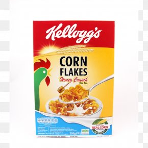 Corn Flakes - Corn Flakes Breakfast Cereal Crunchy Nut Kellogg's PNG