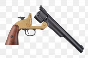 Weapon - Trigger Revolver Colt Single Action Army Weapon Firearm PNG