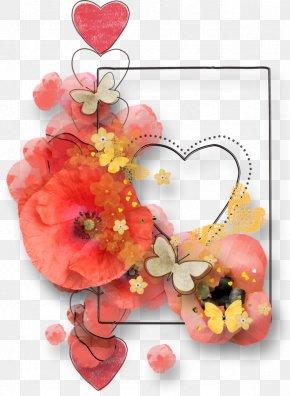 Butterfly - Floral Design Butterfly Flower Clip Art PNG