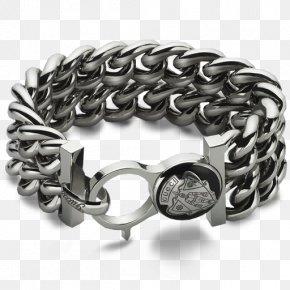 BRACELET - Jewellery Chain Bracelet Metal PNG