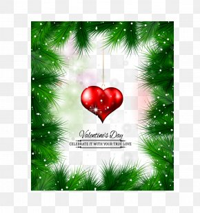 Valentine's Day - Christmas Valentine's Day PNG