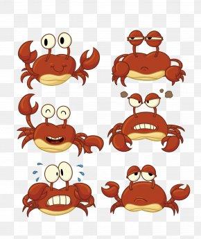 Crab - Crab Cartoon Drawing PNG