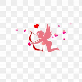 Cupid Archery In The Name Of Love - Cupid Archery Love PNG